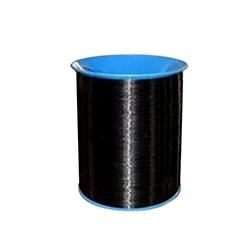 黑色尼龙包胶线