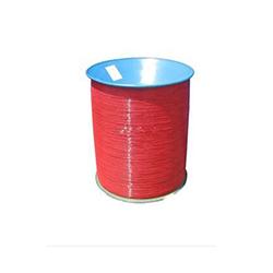 红色尼龙包胶线